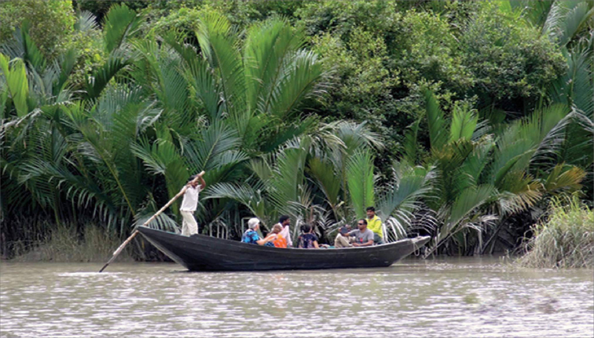 Sundarbans: An Alternative<br><h6><small>5 days / 4 nights
